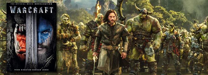 книга Warcraft: официальная новеллизация (Кристи Голден)