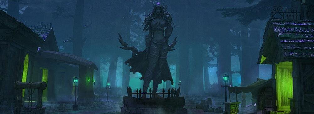 Тирисфальские леса (World of Warcraft)