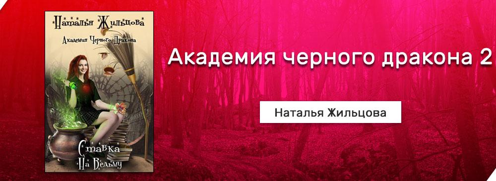 Академия черного дракона 2 (Наталья Жильцова)