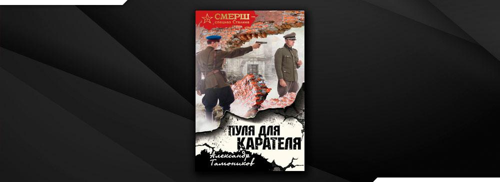 Пуля для карателя (Александр Тамоников)